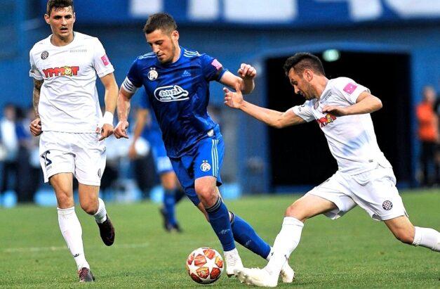 Хайдук - Динамо Загреб